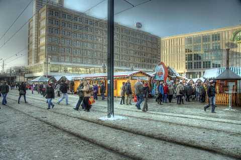 Alexanderplatz 3 by Scott Joyce