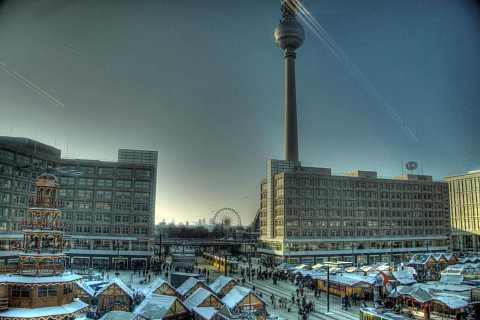 Alexanderplatz 4 by Scott Joyce