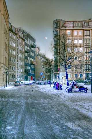 Alte Schönhauser Straße by Scott Joyce