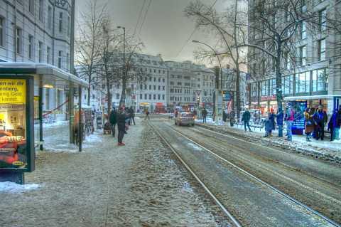 Rosentaler Platz by Scott Joyce