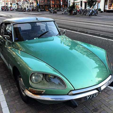 Found Giles' car by Scott Joyce