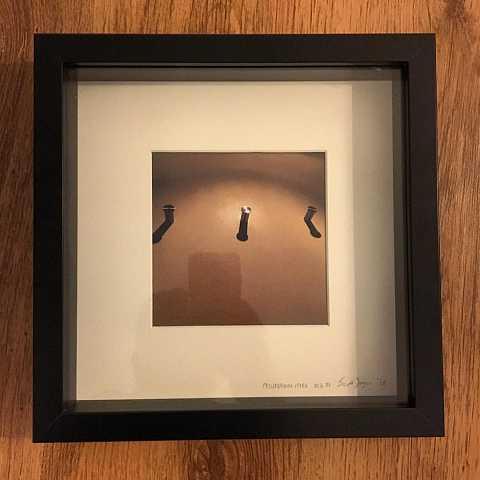 Exhibition idea WIP. #3.01 #mundanities by Scott Joyce