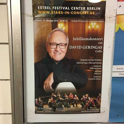 Wait. Why is half of Firestorm playing 'cello in Berlin in Octob by Scott Joyce