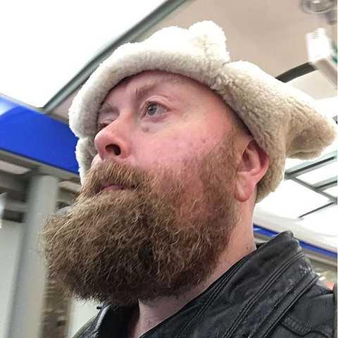 Hat weather by Scott Joyce