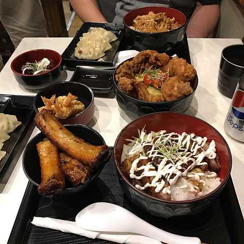 EAT ALL THE THINGS by Scott Joyce
