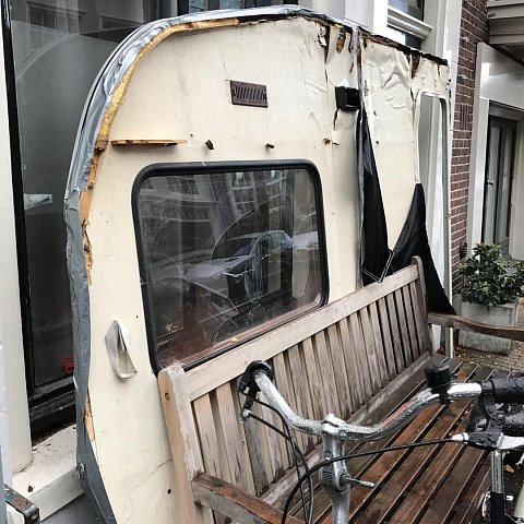 """""""This flat pack caravan idea you've had might need some more wor by Scott Joyce"""