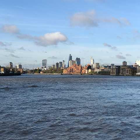 Hello London you gorgeous shithole by Scott Joyce