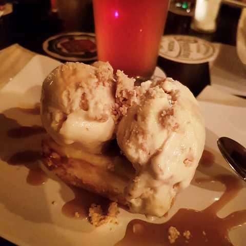 Fancy cheesecake is fancy by Scott Joyce