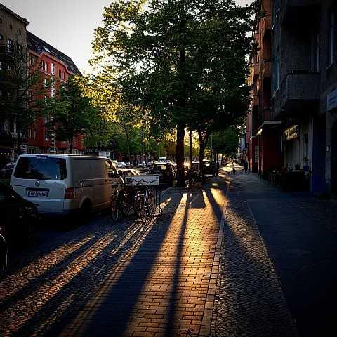 #goldenhour #berlin by Scott Joyce