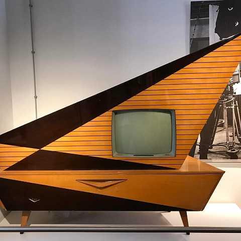 New TV by Scott Joyce