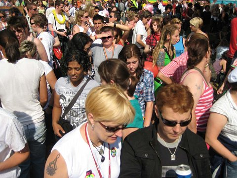 Brighton Pride 2008 016 by Scott Joyce