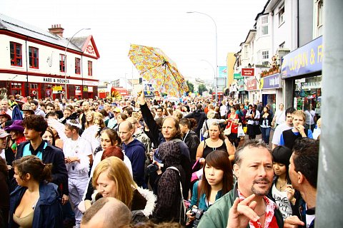 Brighton Pride 2008 039 by Scott Joyce