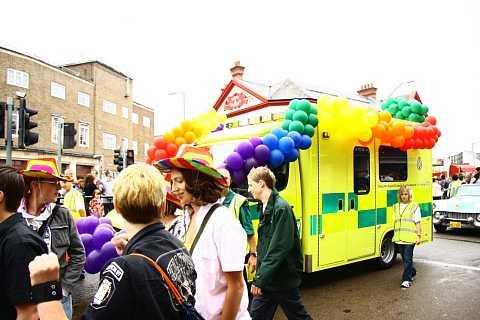 Brighton Pride 2008 047 by Scott Joyce