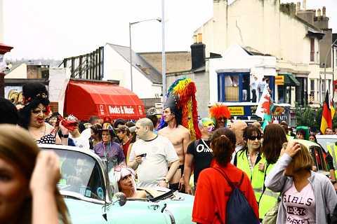 Brighton Pride 2008 049 by Scott Joyce