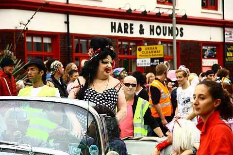 Brighton Pride 2008 050 by Scott Joyce