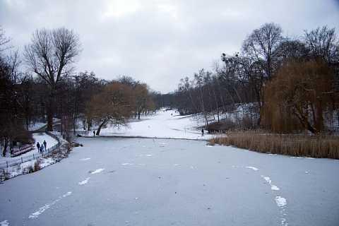 Cold Berlin - Winter 2013