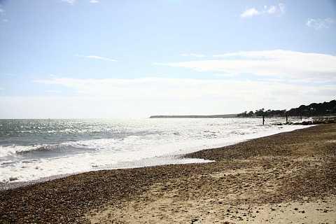 Christchurch Beach by Scott Joyce