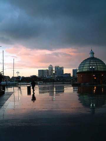 Pretty pretty Greenwich by Scott Joyce