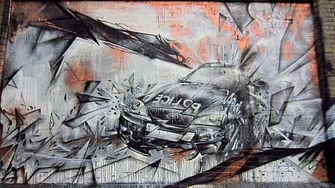 Smash the Police by Scott Joyce