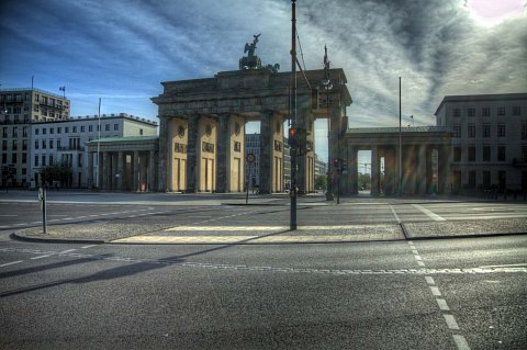 Brandenburger Tor by Scott Joyce