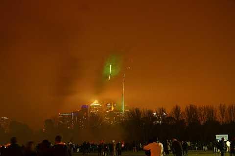 Fireworks 2011