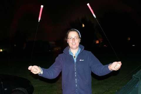Glowsticks! by Scott Joyce