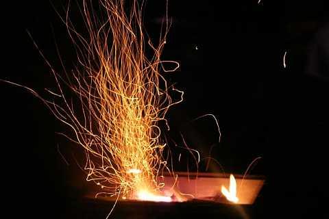 fire by Scott Joyce