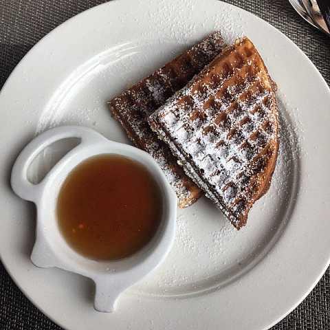 Today's healthy breakfast... ;) by Scott Joyce