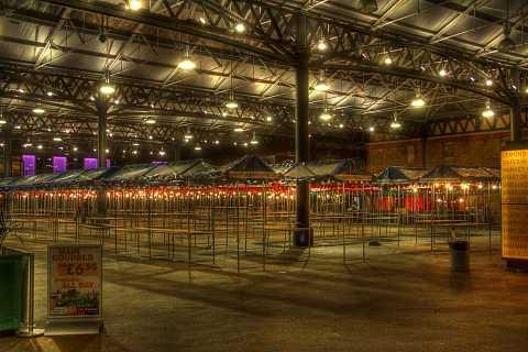 Spitalfields Market, London. HDR. by Scott Joyce