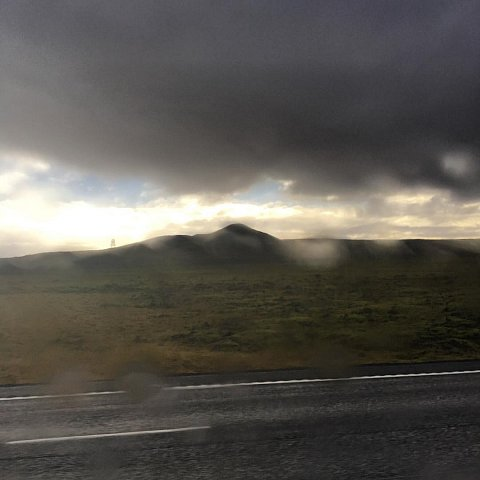 Volcano by Scott Joyce