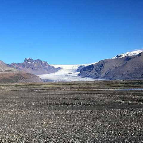 Glacier by Scott Joyce