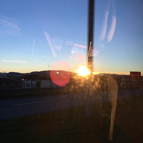 They should totes clean their windows... also the sunrise is gor by Scott Joyce