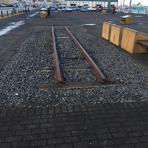 Found Iceland's railway! by Scott Joyce