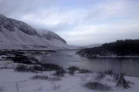 A river in Iceland. by Scott Joyce