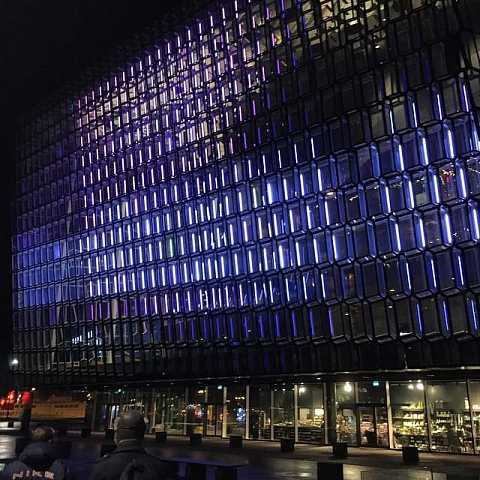 LEDs #icelandadventure by Scott Joyce