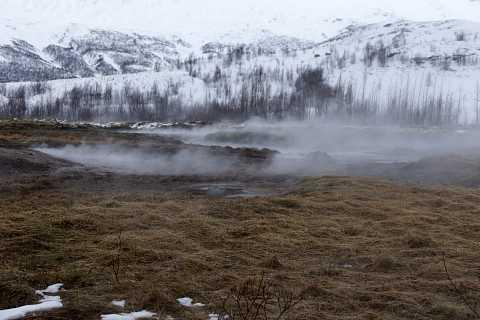 Geothermal activity by Scott Joyce