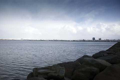 The harbour by Scott Joyce