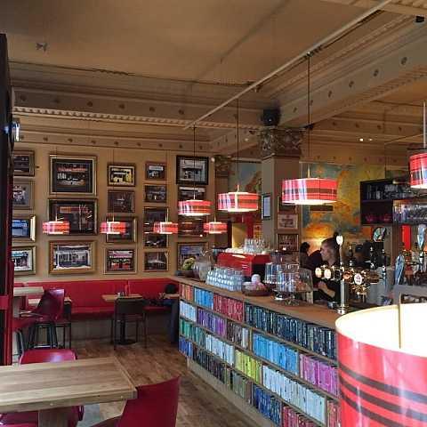 The Laundromat Café #icelandadventure #bacon by Scott Joyce