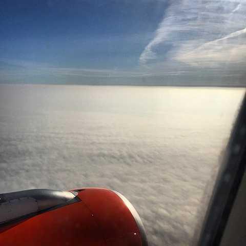 Sea of clouds by Scott Joyce