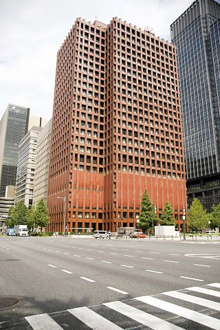 Tokyo Architecture by Scott Joyce