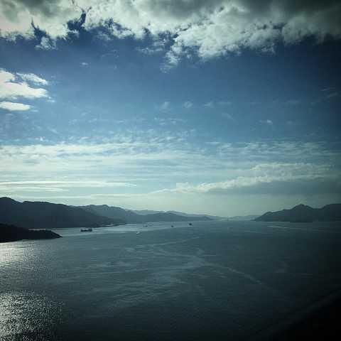 So ridiculously pretty here. #nofilter #hiroshima #japan by Scott Joyce