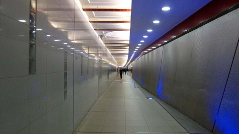 Shiny passage by Scott Joyce