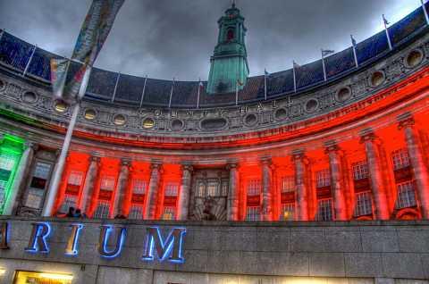 London City Hall by Scott Joyce