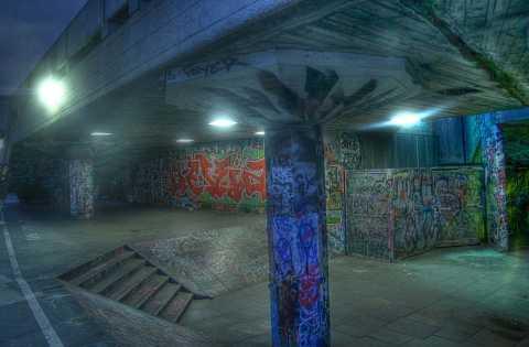 Skate by Scott Joyce