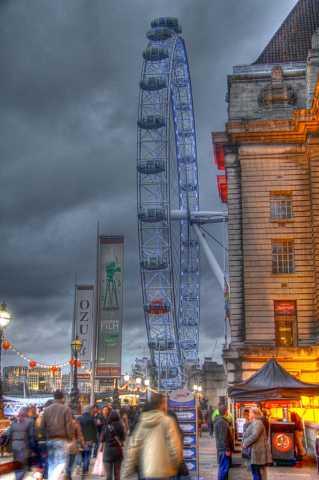 London Eye by Scott Joyce
