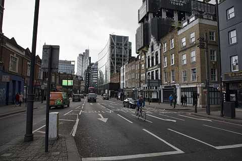 London March 2017