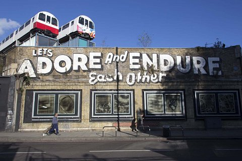 Adore and Endure by Scott Joyce