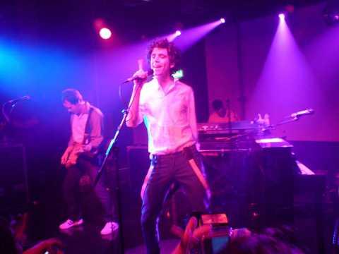 Mika at Popstarz