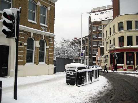 Snow 010 by Scott Joyce