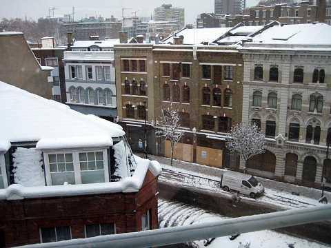 Snow by Scott Joyce